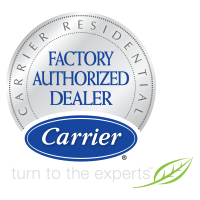 North Point is a factory authorized Carrier Dealer