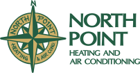 Let us know if you like our new hvac website and logo. North Point Heating and Air Conditioning in Roswell GA.
